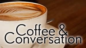 Coffee and Conversation graphic