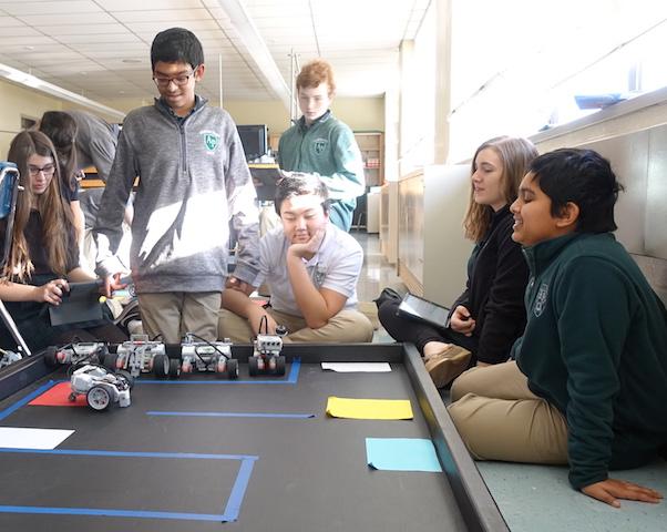 Robotics Team Racks Up Awards